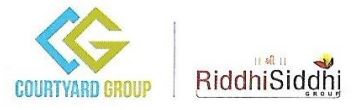 Courtyard Group and Riddhi Siddhi Group
