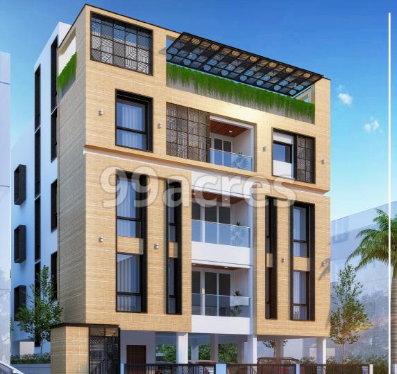 Crest Home Sai Gomathy Elevation