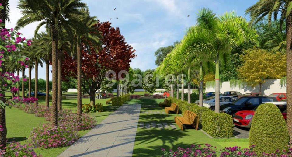 Daiwik Salvina Sapphire Exterior Landscape