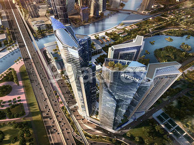 DAMAC Properties DAMAC AYKON City Dubailand
