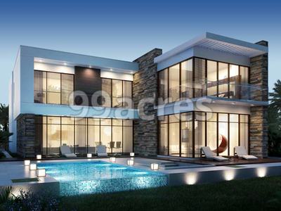 DAMAC Properties Damac 90210 Boutique Villas Dubailand