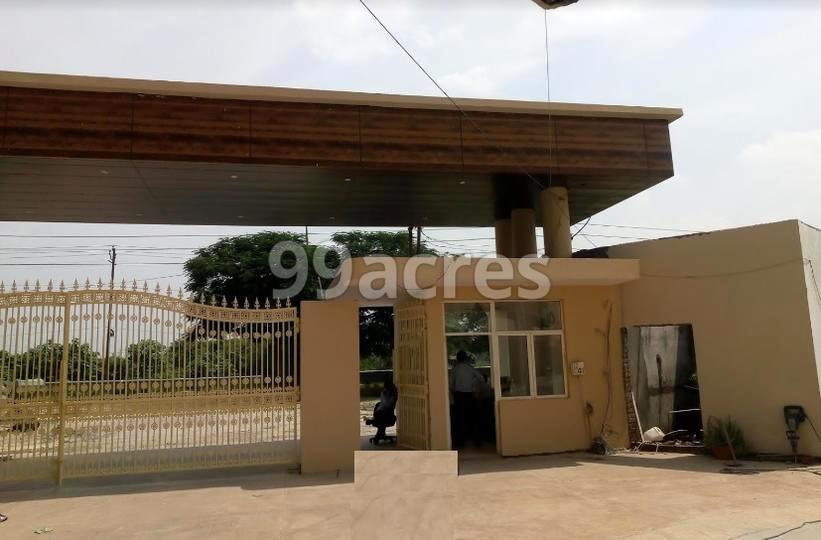 Damont Residency Entrance