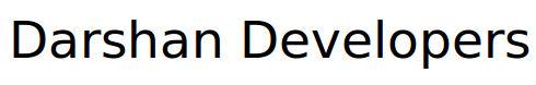 Darshan Developers