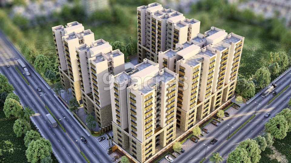 Darshanam Seltosa Aerial View