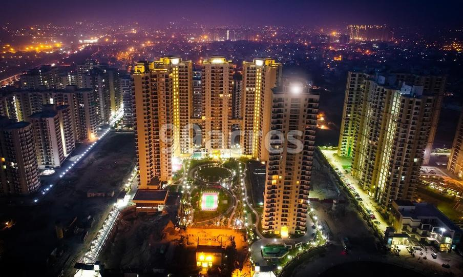 Dasnac The Jewel of Noida Aerial View