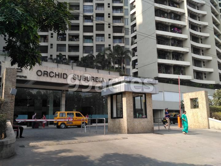 Orchid Suburbia Entrance