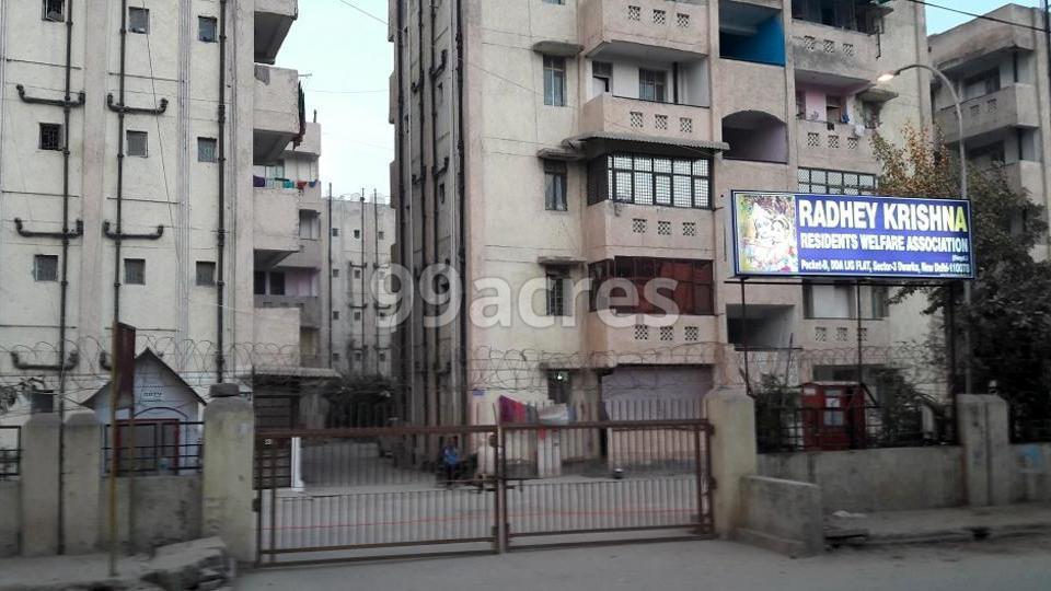 Dda radhe krishna sector 3 dwarka delhi dwarka for Dda new project in delhi