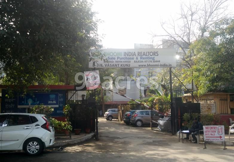 DDA Flats Vasant Kunj Vasant Kunj Delhi South - 99acres com