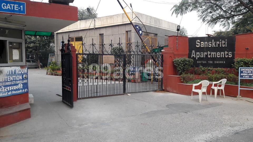 Dda sanskriti apartments sector 19 dwarka delhi dwarka for Dda new project in delhi