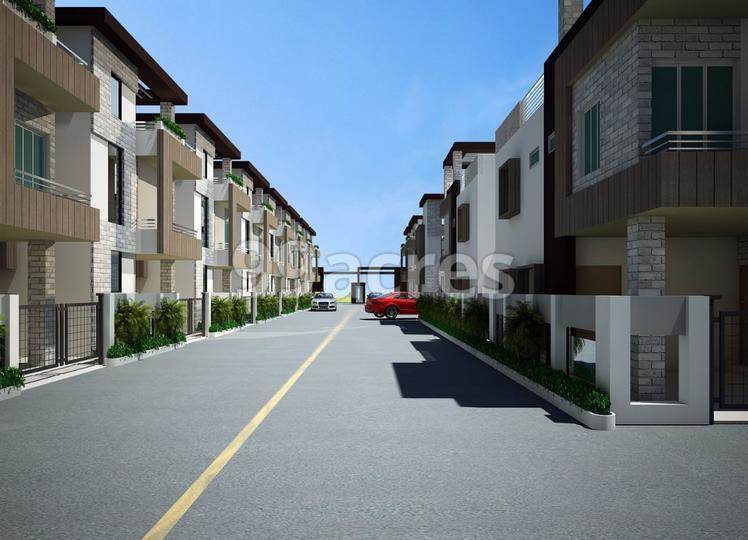 DDM Nandan Avenue Internal Road