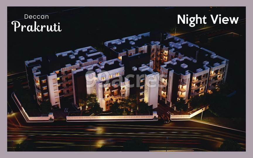 Deccan Prakruti Elevation