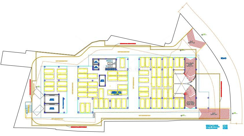 Mahavir builders sk mahavir mall floor plan sk mahavir Commercial building plans for sale