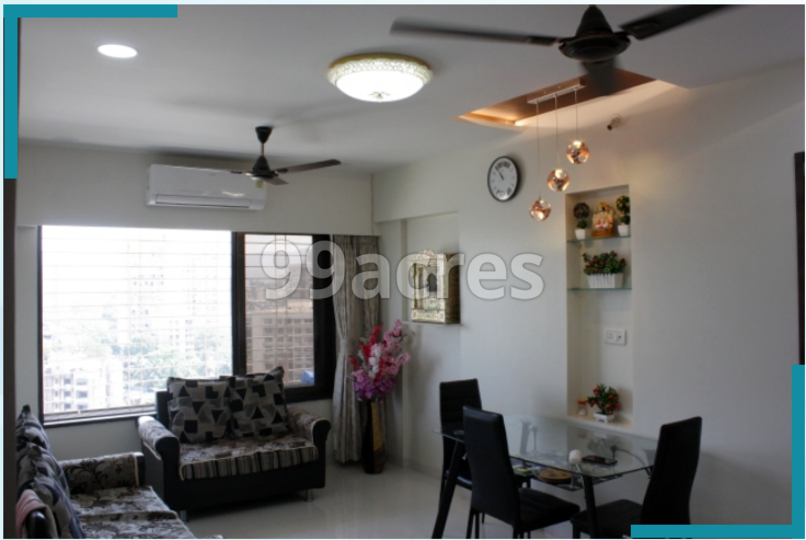 Swami Vivekanand CHSL Living Room