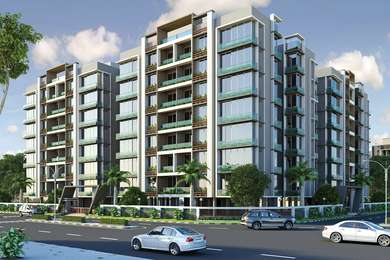 Dharmnandan Developers Dharmnandan Dwarkesh Greens Thaltej, SG Highway & Surroundings