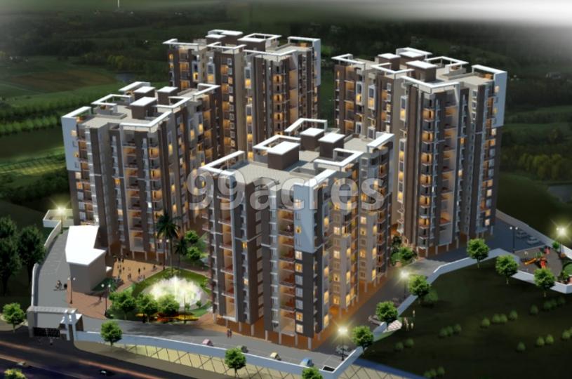 Divya Nabhneel Mansion Aerial View