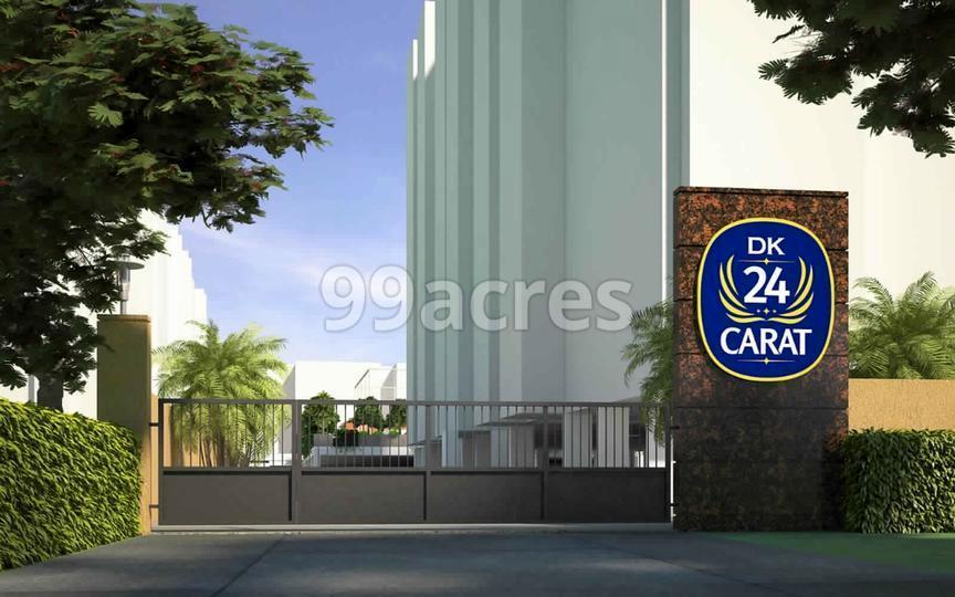 DK 24 Carat Entrance