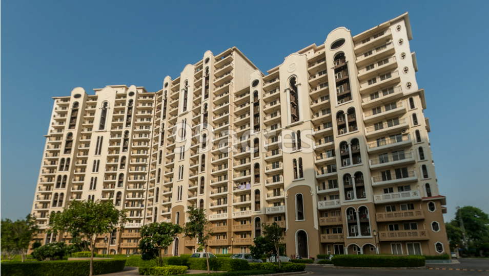 DLF New Town Heights 1 Elevation