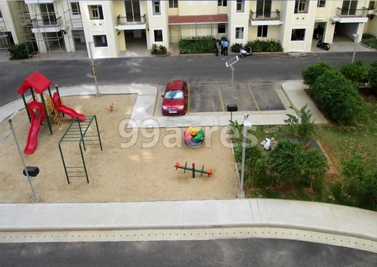 DLF Westend Heights Children's Play Area