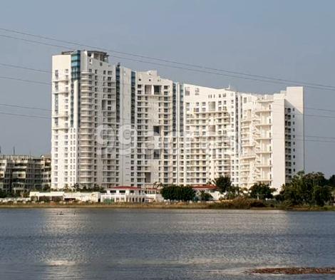 DLF Riverside Elevation