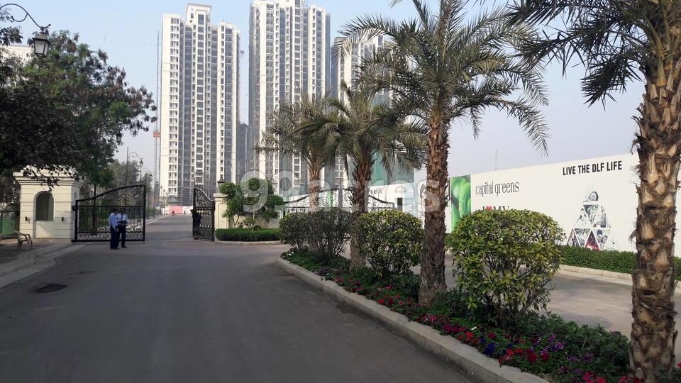 DLF Capital Greens in Moti Nagar, Delhi West