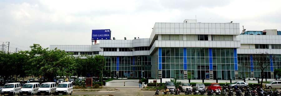 DLF The Galleria Elevation