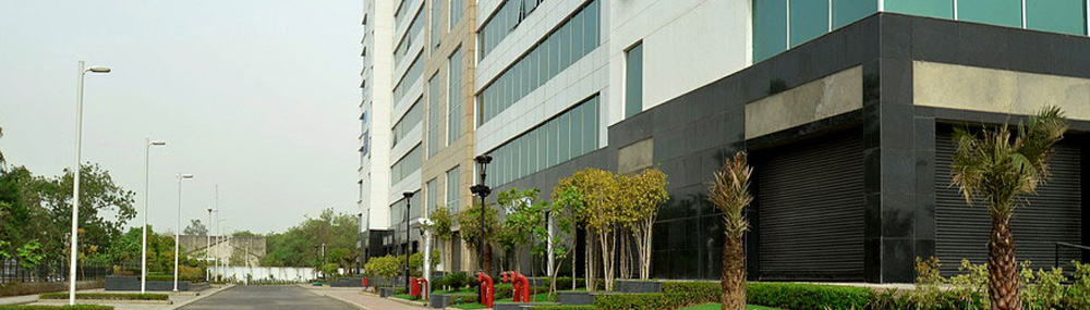 DLF Towers Elevation