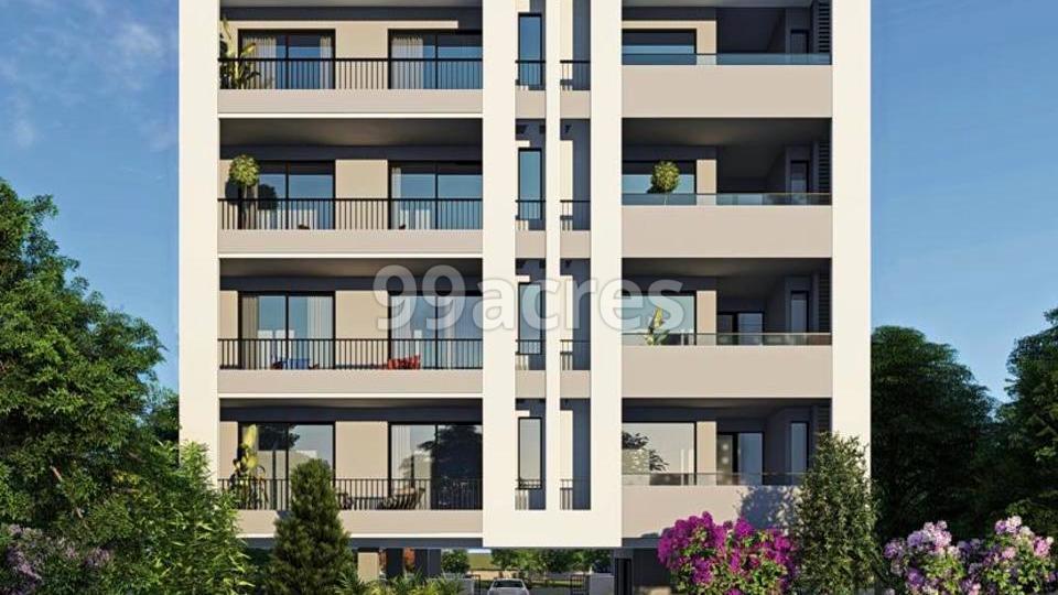DLF Ultra Luxury Builder Floors Elevation