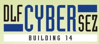 LOGO - DLF Cyber SEZ Building 14
