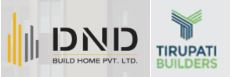 DND Build Home and Tirupati Builders