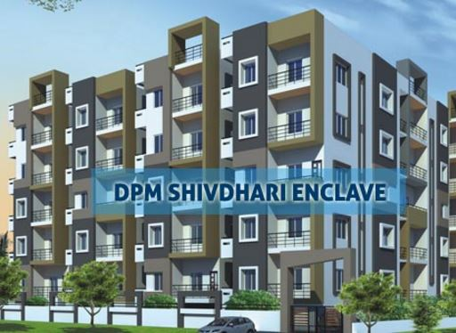 DPM Shivdhari Enclave in Bailey Road, Patna