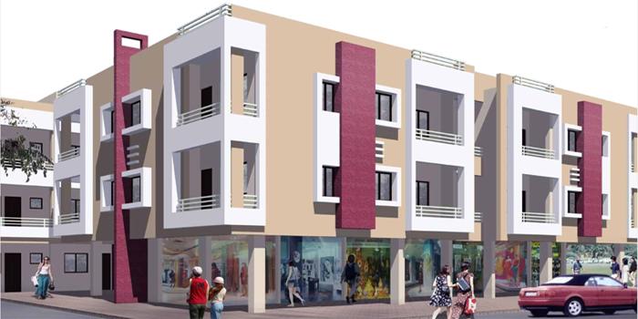 Draupadi Kailash Apartment Image