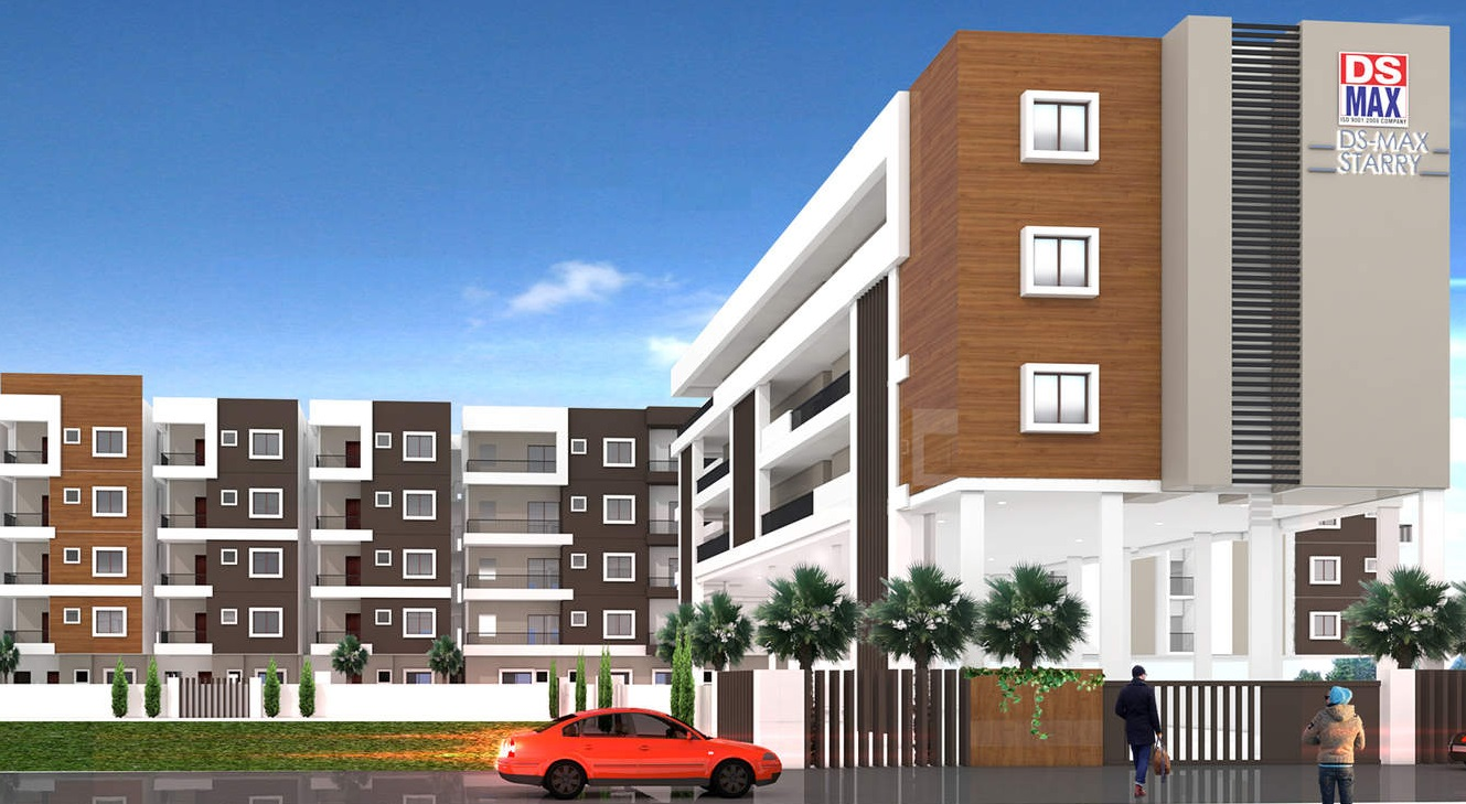 2 Bhk Apartment Flat For Sale In Ds Max Starry Electronics City New Projects Phase 1 Bangalore South 737 Sq Ft To 1072