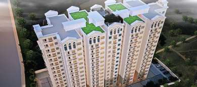 DSR Infrastructure Builders DSR Lotus Towers Whitefield, Bangalore East