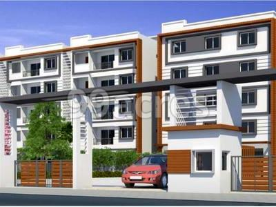 DSR Infrastructure Builders DSR White Waters Phase 2 Gunjur, Bangalore East