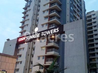 DSR Infrastructure Builders DSR Sunrise Towers Whitefield, Bangalore East