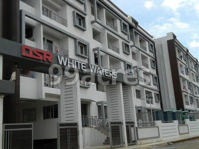 DSR Infrastructure Builders DSR White Waters Phase 1 Gunjur, Bangalore East