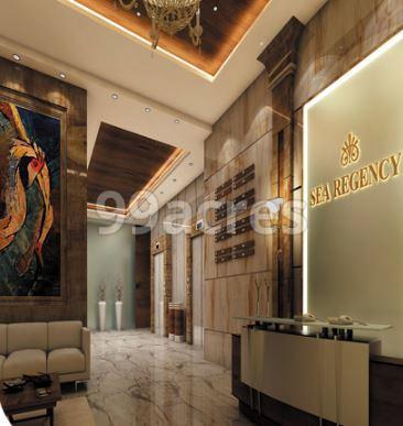 Dudhe Sea Regency Artistic Entrance Lobby