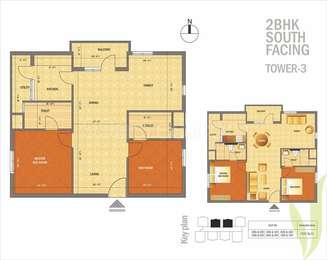 2 BHK Apartment in Phoenix The Village