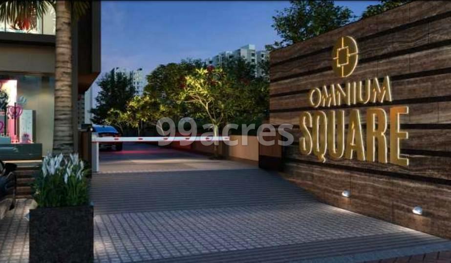 Omnium Square Entrance