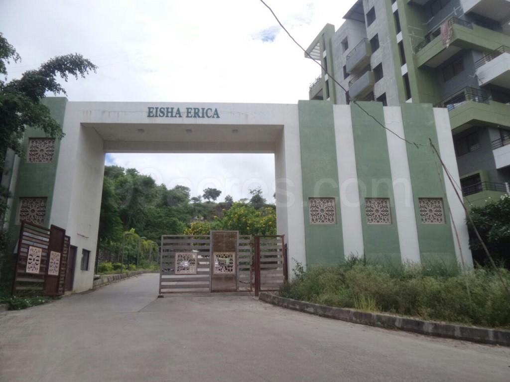 Eisha Erica in Dhayari, Pune