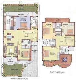 5 BHK Villa in Eldeco Estate One