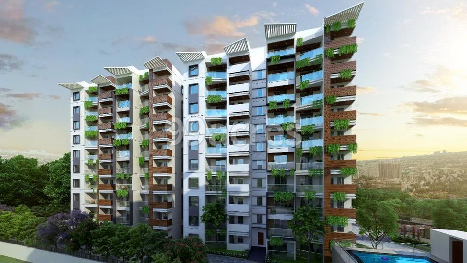 Elegant Terraces Elevation