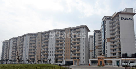 Emaar Mgf Palm Terraces Select Elevation