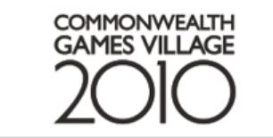 LOGO - Emaar Mgf Commonwealth Games Village 2010