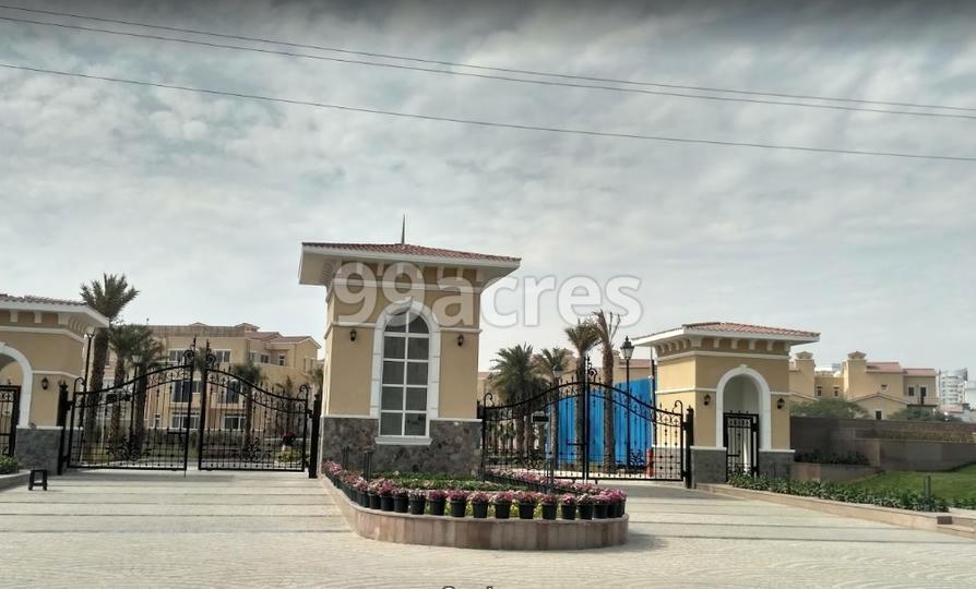 Emaar MGF Marbella Entrance