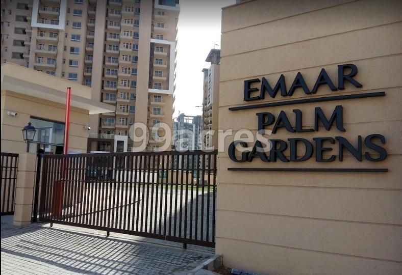Emaar Palm Gardens Entrance