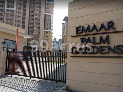 Emaar Mgf Developers Emaar Mgf Palm Gardens Sector-83 Gurgaon