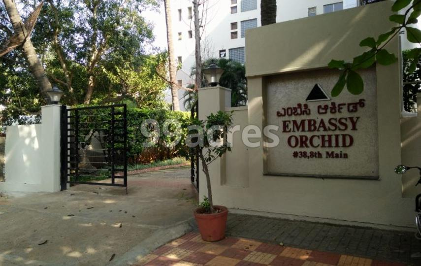 Embassy Orchid Entrance View