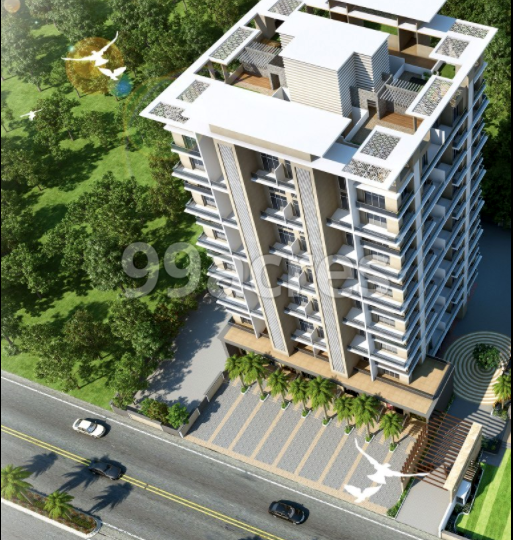 Eskay Basera Eternity Artistic Aerial View