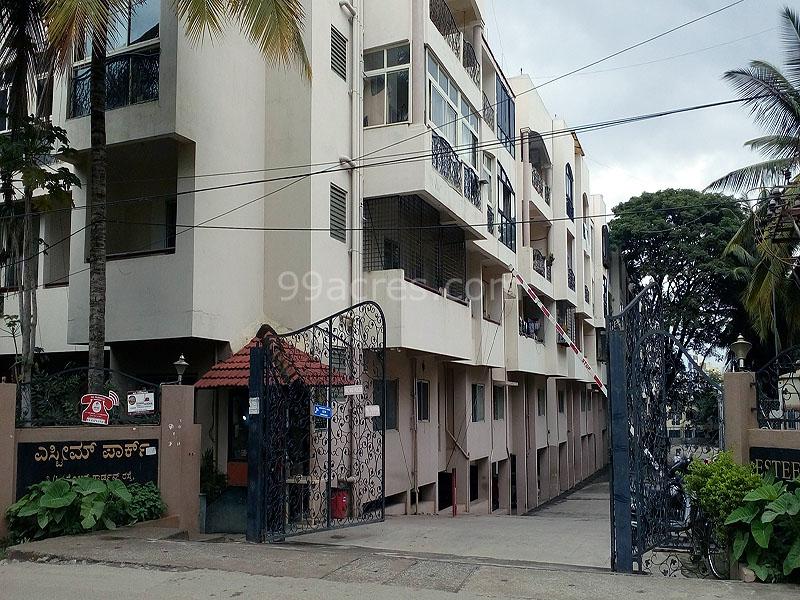 Esteem Park Entrance Gate